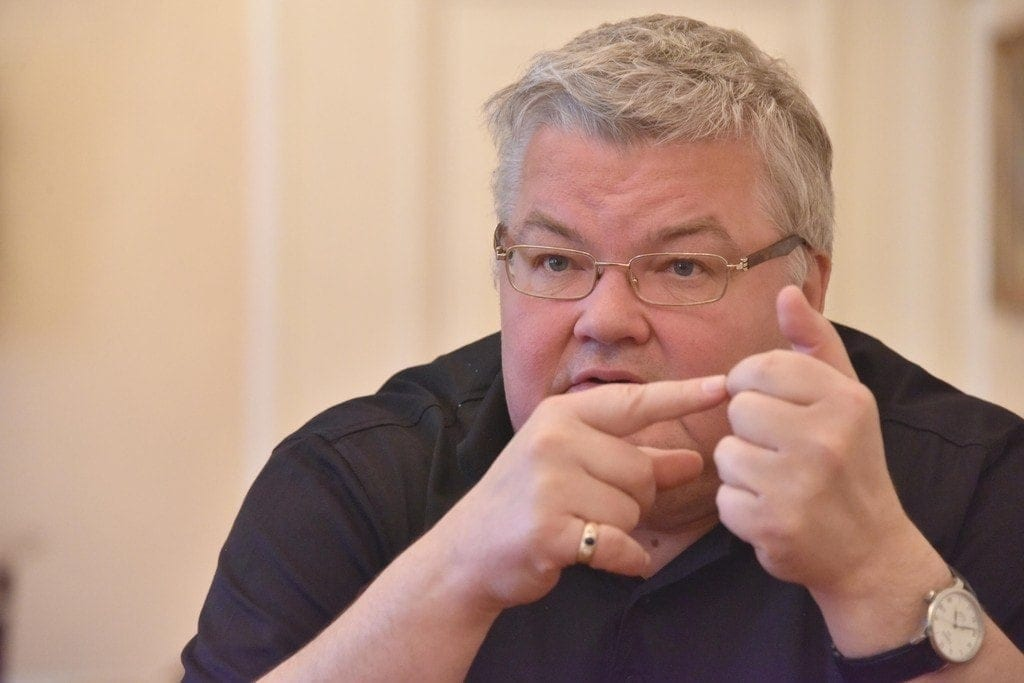 Сергей Стадлер. Фото - Алексей Кунилов