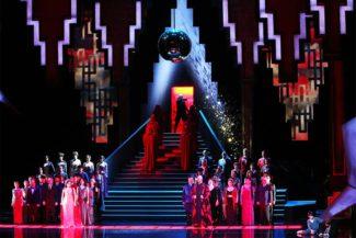"""Опера Сен-Санса """"Самсон и Далила"""" в Мариинском театре. Фото - mariinsky.ru"""