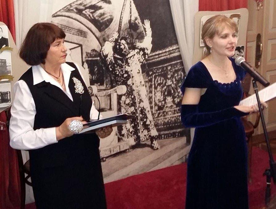 Торжественное открытие выставки «Федор Шаляпин в роли Бориса Годунова»