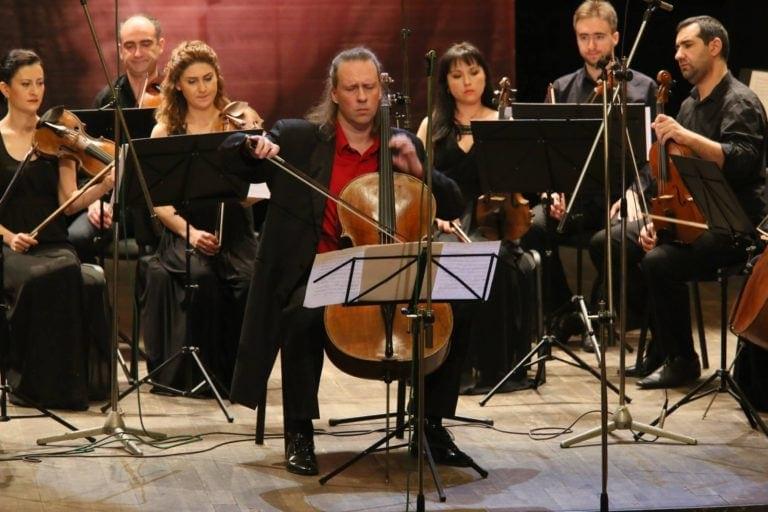 Денис Шаповалов выступил в Грузии