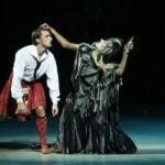 Филипп Степин блеснул в партии Джеймса в «Сильфиде». Фото - Наташа Разина/Мариинский театр