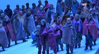 """В Большом театре состоялась премьера оперы """"Снегурочка"""" в современной интерпретации"""