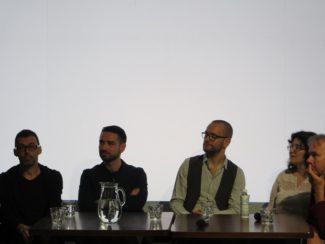30 мая 2017 в фойе Электротеатра «Станиславский» состоялась открытая дискуссия «Нужна ли режиссеру современная опера?»