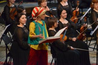 Незабываемая программа концерта 17 июня в Тюменской филармонии
