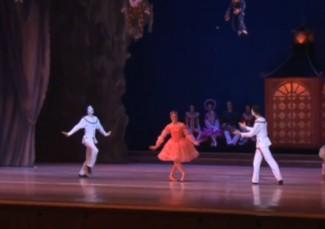 Выпускной Академии русского балета имени Вагановой