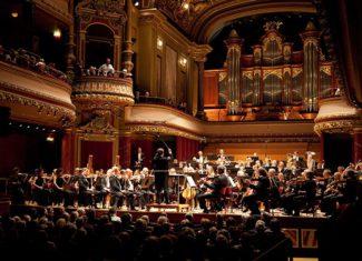 """Концертный зал """"Виктория Холл"""" в Женеве"""