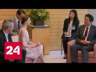 """После просмотра """"Жизели"""" премьер-министр Японии выразил восхищение русским балетом"""