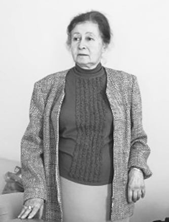 Майя Самуиловна Глезарова.