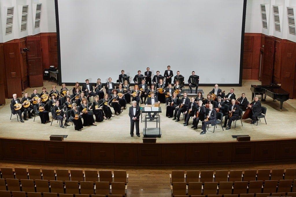 Русский академический оркестр. Фото - Виктор Дмитриев