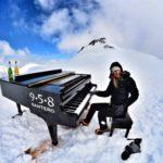 В Альпах прошел «самый высокий в мире» фортепианный концерт