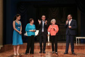 Завершился Международный конкурс оперных певцов имени Ганса Габора «Бельведер». Фото - Анна Молянова
