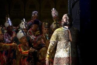 Борис Годунов в Немецкой опере в Берлине