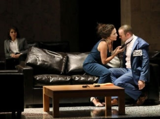 Сцена из оперы «Кармен». Фото - photo by Patrick Berger / ArtComPress
