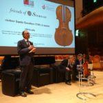 Скрипка из Государственной коллекции звучит вновь