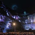 Фестиваль классической музыки прошел на территории бывшей шахты на Эльбе