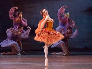 """Ученики Академии Русского балета представили """"Фею кукол"""" в Токио"""