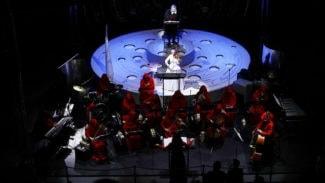 Электротеатр «Станиславский» поставил оперу про Галилея. Фото - Михаил Терещенко