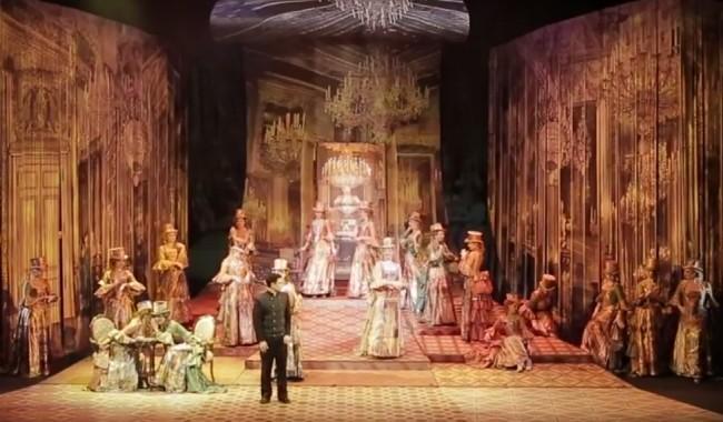 "Московский театр ""Геликон-опера"" готовит много сюрпризов в Тюмени"