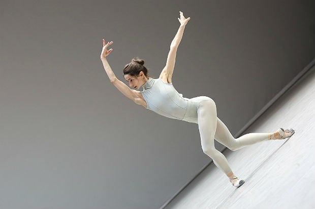 Оксана Кардаш в балете «Вторая деталь». Фото - Влада Мишина