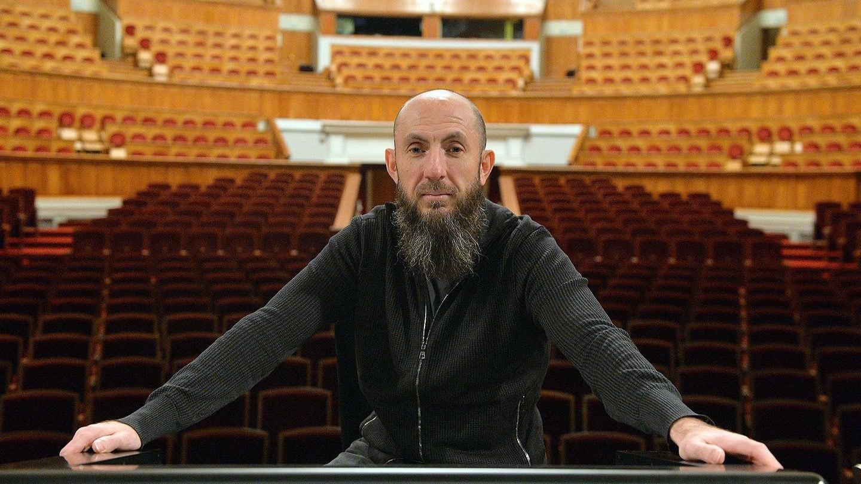 Владмир Кехман. Фото - Дмитрий Киселев