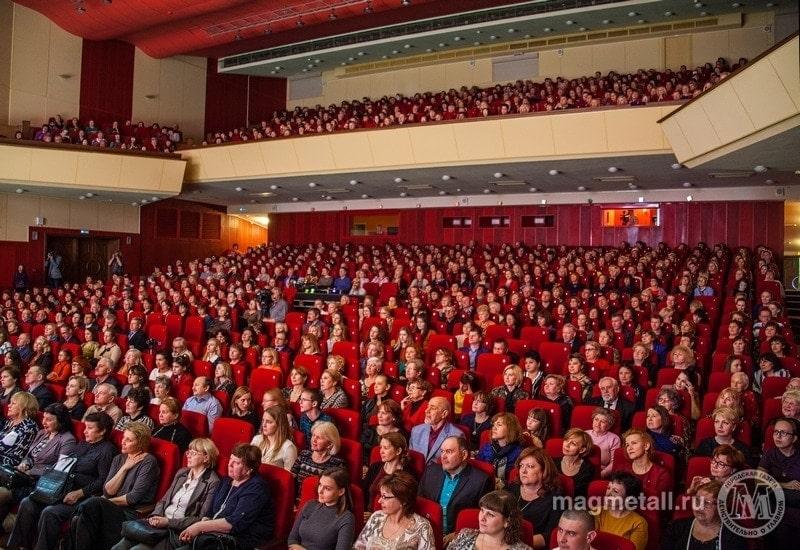 Дворец культуры. Фото - Евгений Рухмалев