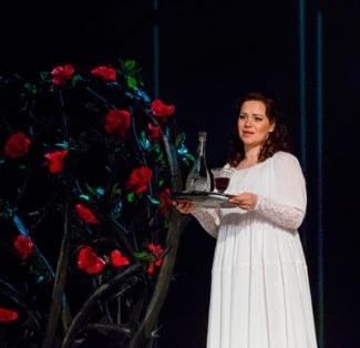 Иоланта - Ольга Маслова