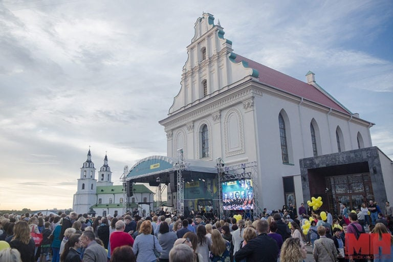 В Минске прозвучали произведения Иоганна Штрауса