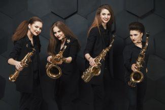 Misteria Saxophone Quartet