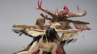Балет Монте-Карло представил мировые премьеры. Фото - Alice Blangero