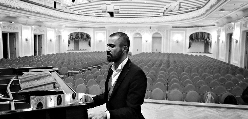 Павел Нерсесьян. Фото - Ириина Шымчак