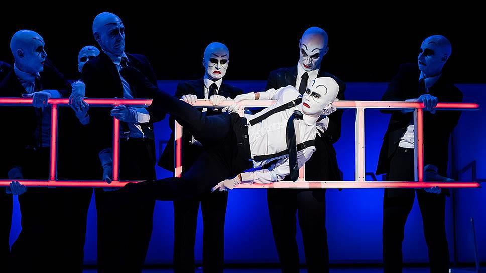 Фестиваль современного танца Open Look. Фото: Дарья Попова