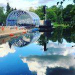 Опера в формате Open Air прозвучала на ВДНХ. Фото - Сергей Родионов