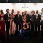 Пласидо Доминго и лауреаты конкурса конкурса «Опералия Пласидо Доминго» 2017