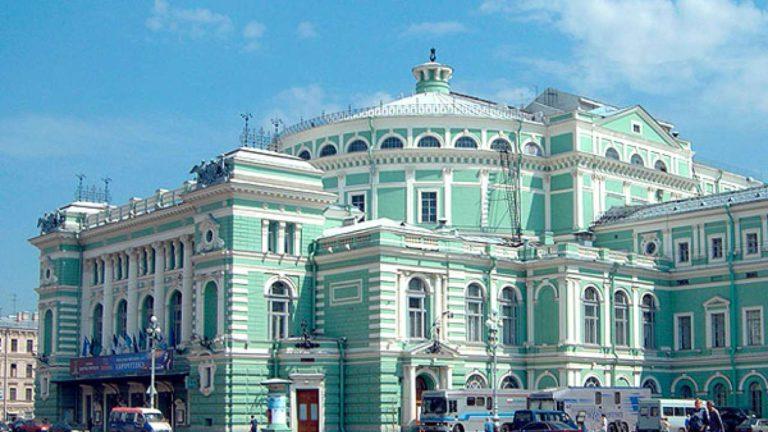 Открытие 235-го сезона в Мариинском театре