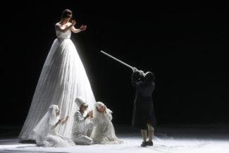 Сцена из оперы «Пиноккио». Фото - Patrick Berger / ArtComPress