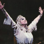 Людмила - Бэла Руденко, Большой театр, 1972 год