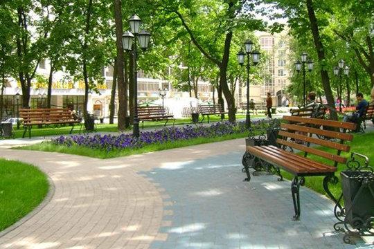В Петербурге появятся скверы Образцовой и Петипа