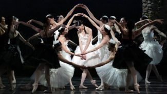 """Лебединое озеро"" в постановке Алексея Ратманского. Фото: Marco Brescia and Rudy Amisano/Teatro alla Scala"
