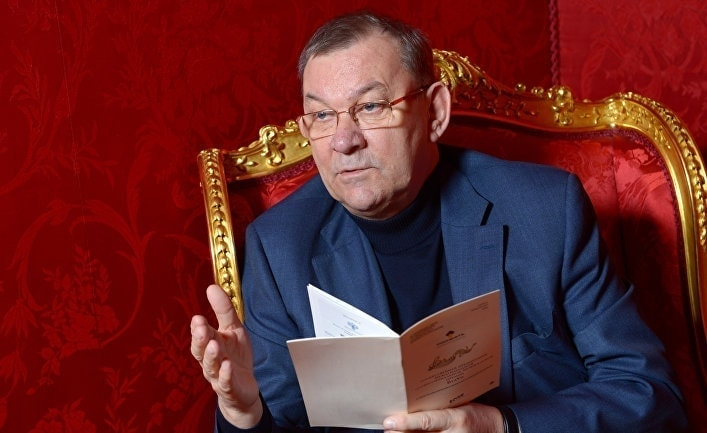 Владимир Урин. Фото - РИА Новости/Владимир Трефилов