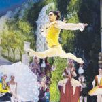 Фирменный прыжок Ивана Васильева
