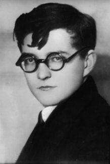 Дмитрий Шостакович: «Самое дорогое в человеке - добро, любовь, совесть»