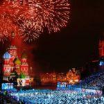 """Открытие фестиваля """"Спасская башня"""""""