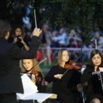 В казанском парке «Черное озеро» прошел вечер оперы Sforzando