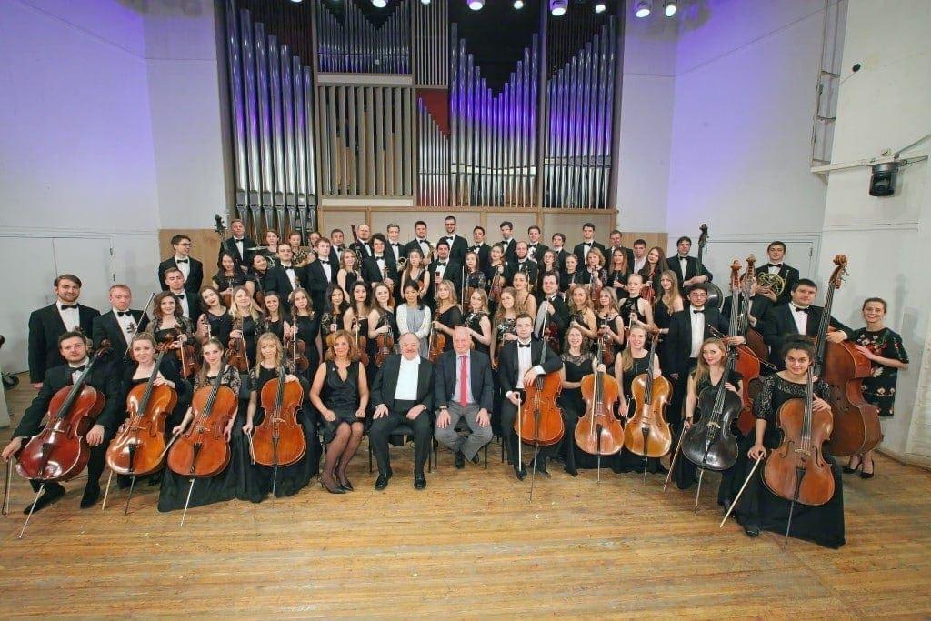 Чайковский-оркестр