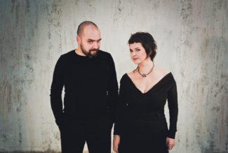 Николай Добкин и Ольга Олейникова