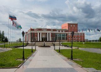 Дворец искусств в Кондопоге