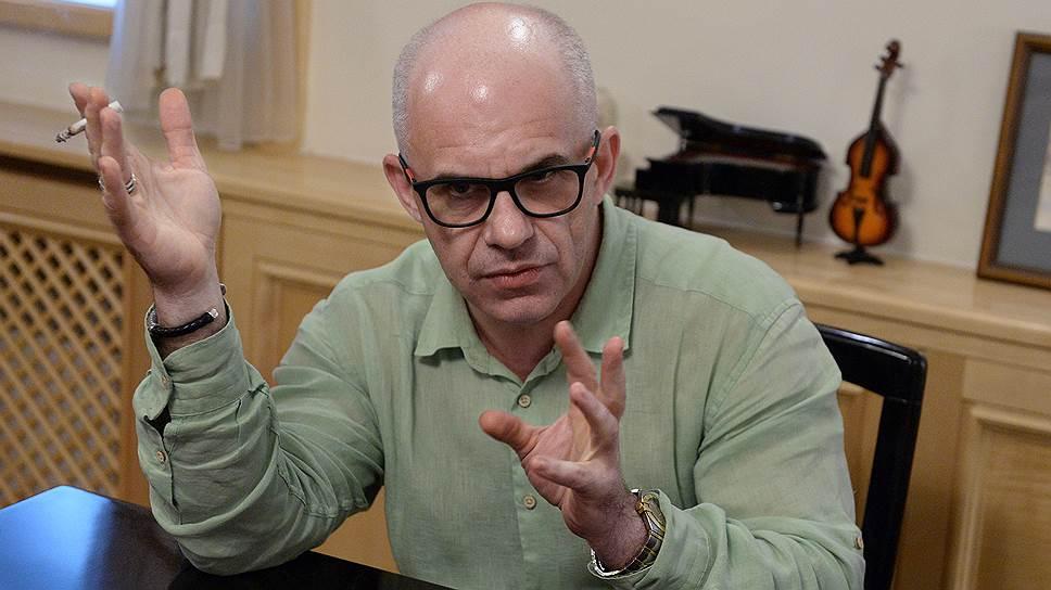 Антон Гетьман. Фото - Юрий Мартьянов