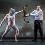 Четыреста пятьдесят лет со дня рождения первопроходца оперы Клаудио Монтеверди все отмечают по-своему. Фото - Rupert Larl / Innsbrucker Festwochen