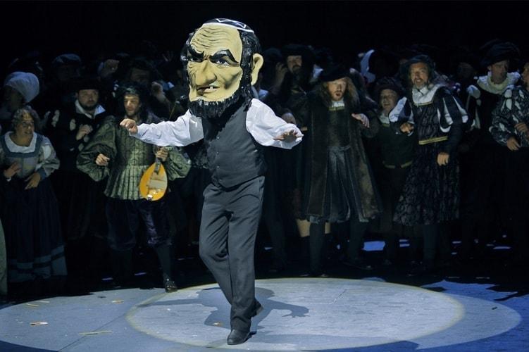 «Нюрнбергские мeйстерзингеры». Фото - Bayreuther Festspiele / Enrico Nawrath