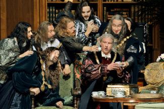 «Нюрнбергские мейстерзингеры». Фото - Bayreuther Festspiele / Enrico Nawrath